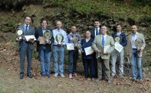 I professionisti di Scienza e Tecnica protagonisti della festa di sant'Alberico 2011, con Francesco Masina